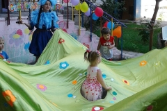 поздравление с днем рождения в садике