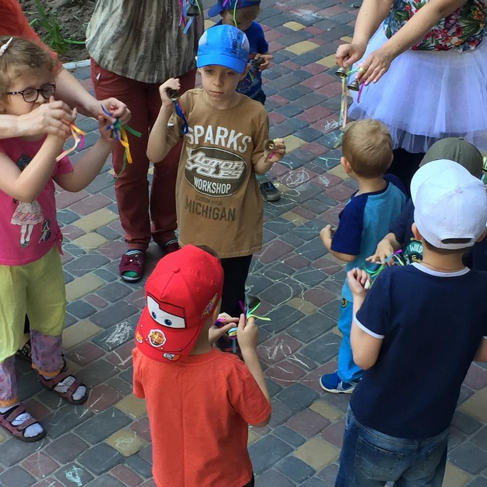 1 июня в детском садике