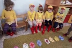 весенний праздник пасха в детском саду