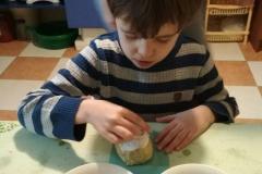 печем и украшаем пасхи