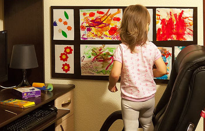 рисование для детей 3 лет