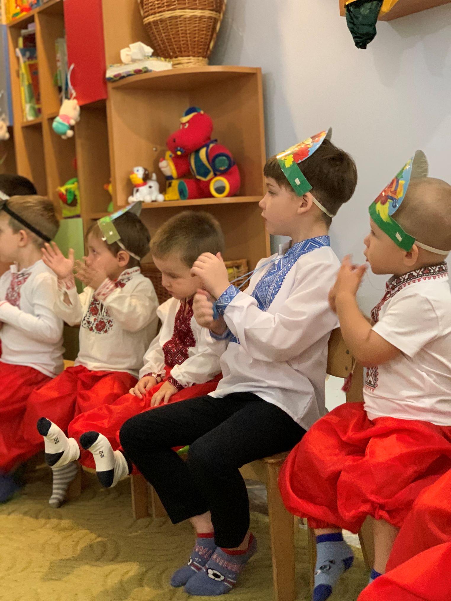 Праздник урожая в детском саду
