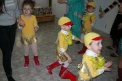 8 марта для детей в детском садике