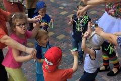 праздник день защиты детей в детском садике
