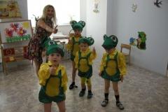 масленица конкурсы в детском саду
