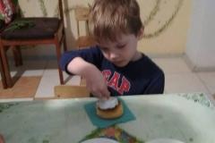 украшение пасхи с детми