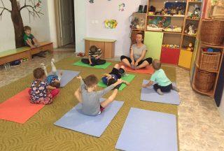 Йога (лечебно-оздоровительная гимнастика)