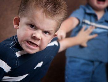 Причины проявления агрессии в детском возрасте
